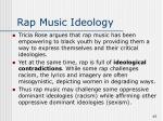 rap music ideology45