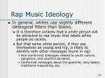 rap music ideology48
