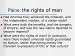 paine the rights of man