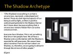the shadow archetype7