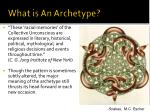 what is an archetype4