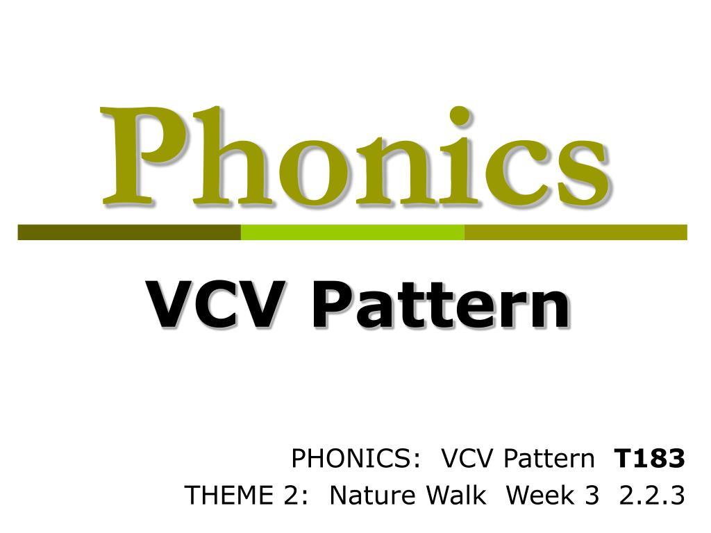 phonics l.