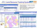 jtc land resource tracking system