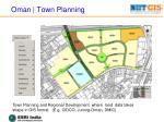 oman town planning