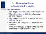 3 how to facilitate reflection in fl class32