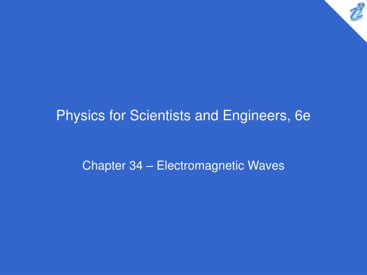 physics for scientists and engineers 6e n.