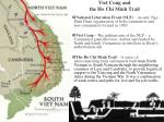 viet cong and the ho chi minh trail