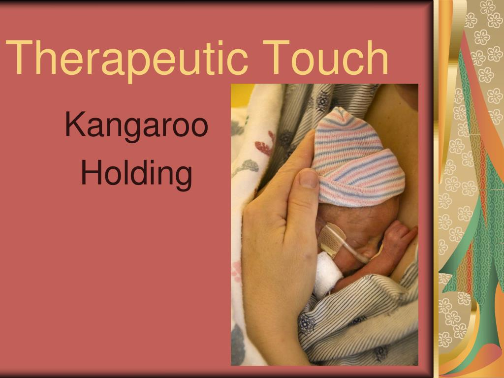 therapeutic touch l.