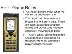 game rules12