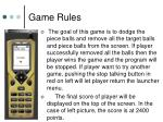 game rules13