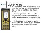 game rules14