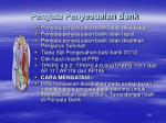 penyata penyesuaian bank