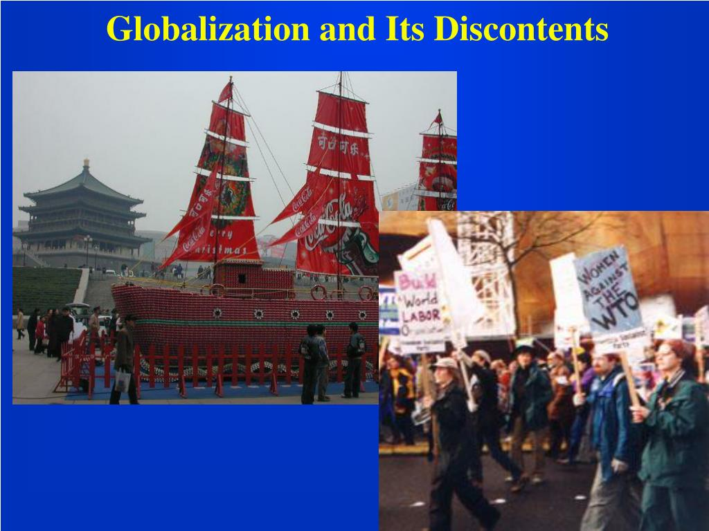 globalization and its discontents l.