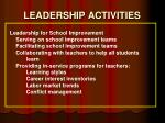 leadership activities27
