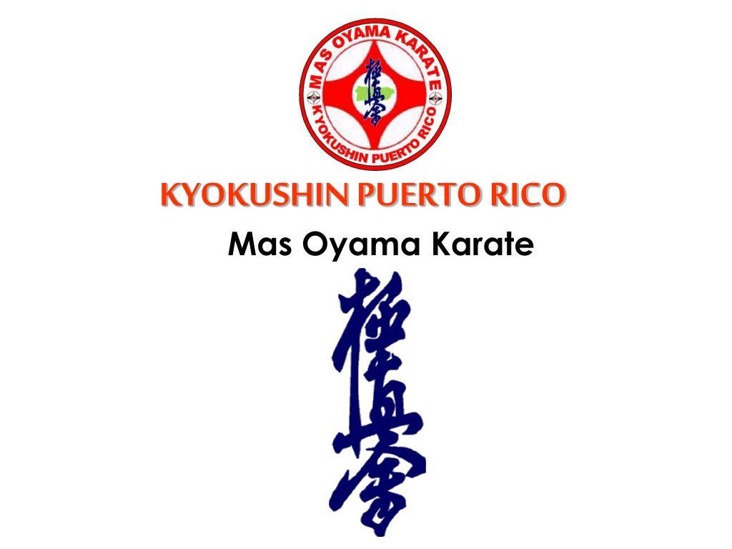 kyokushin puerto rico l.