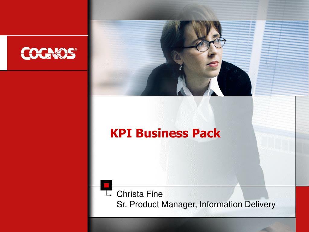 kpi business pack l.