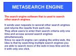 metasearch engine8