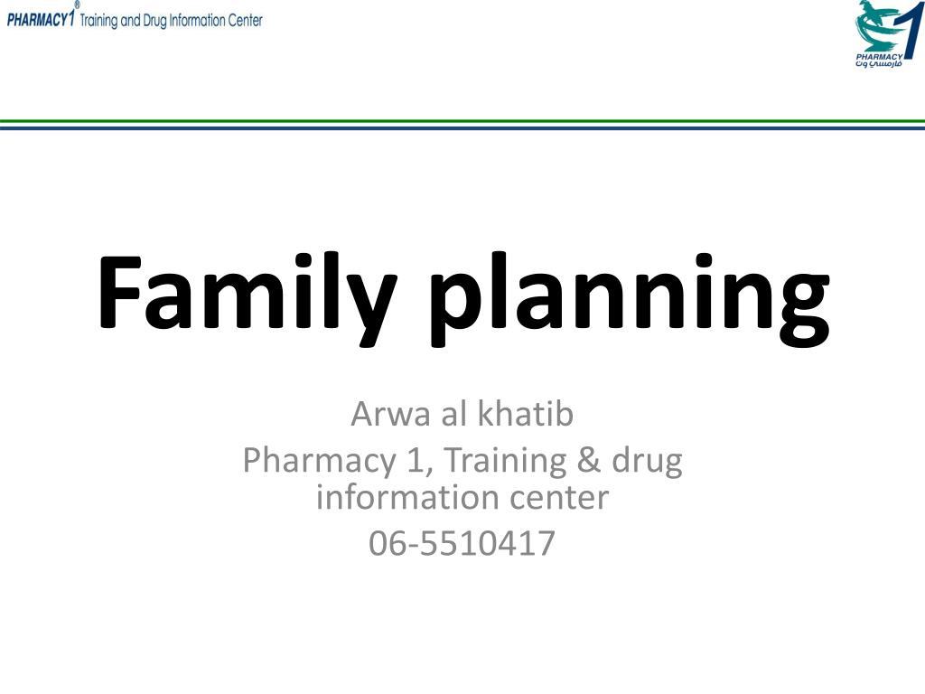 family planning l.