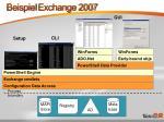 beispiel exchange 2007