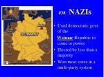 38 nazis