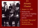 53 atlantic charter