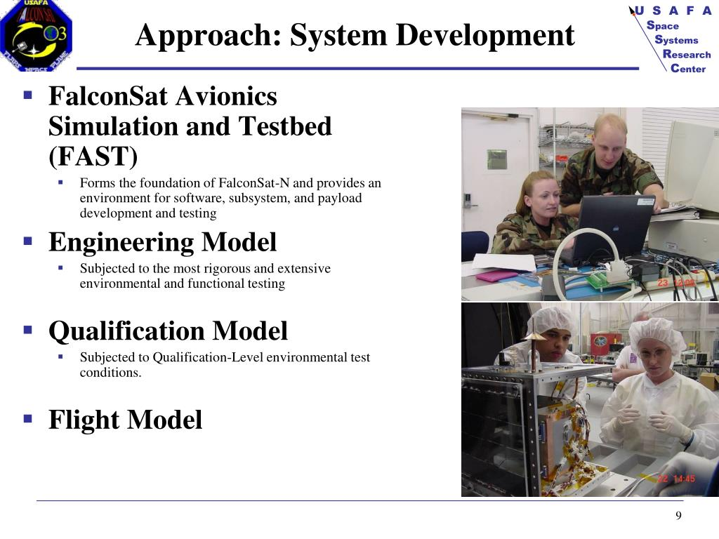 Approach: System Development