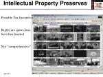 intellectual property preserves
