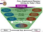 force employment planning solving for today s plans9
