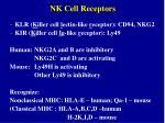 nk cell receptors