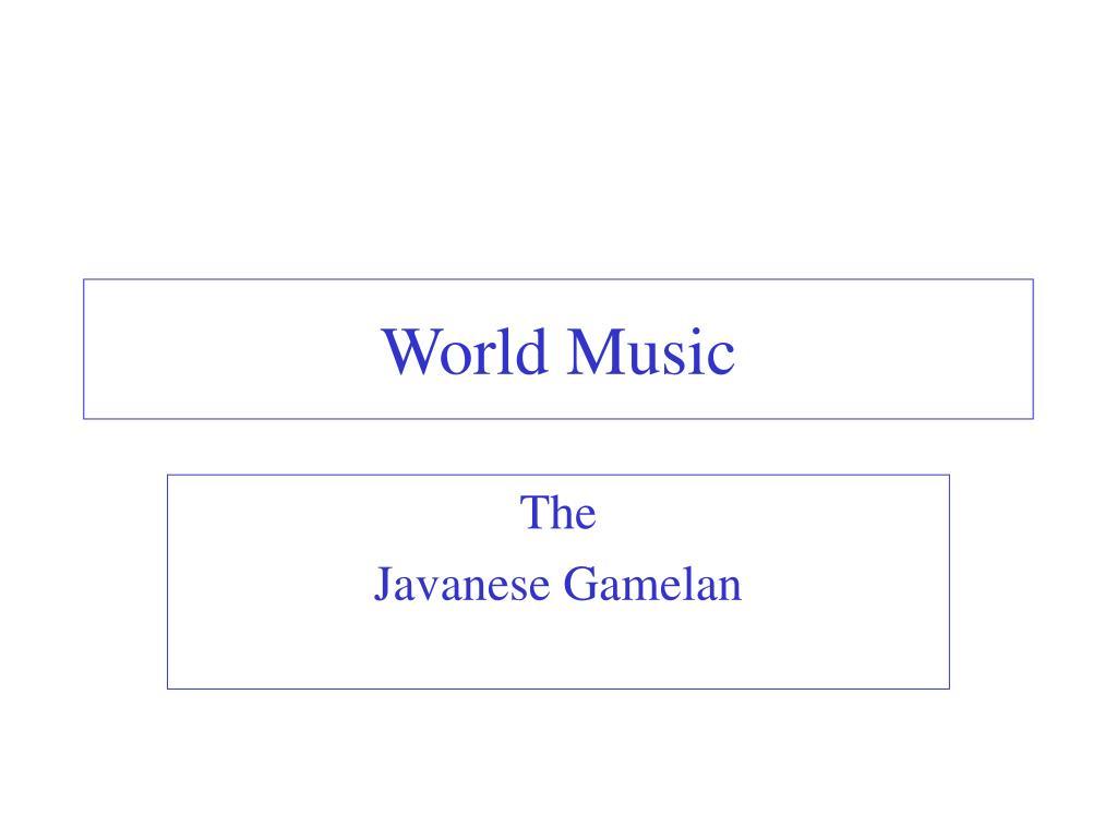world music l.