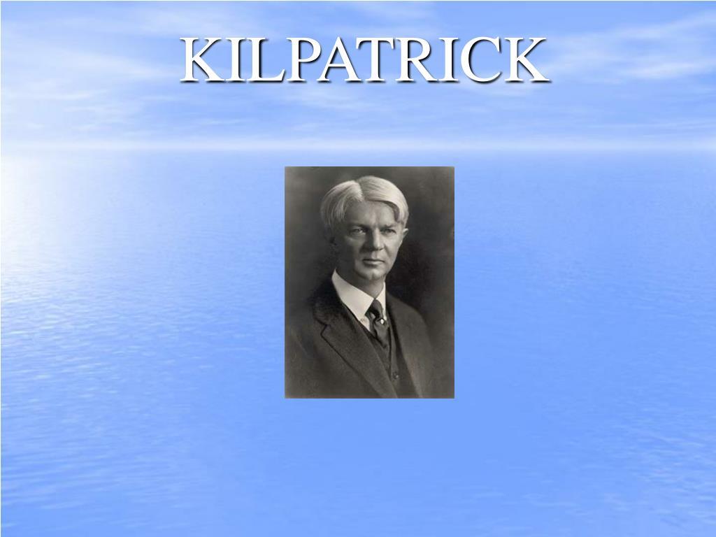 kilpatrick l.