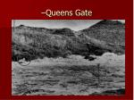 queens gate
