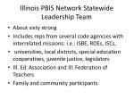 illinois pbis network statewide leadership team