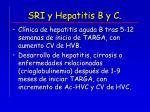 sri y hepatitis b y c