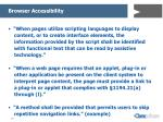browser accessibility24