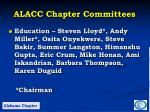 alacc chapter committees