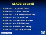 alacc council
