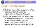 corpus juris civilis10