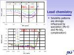 lead chemistry