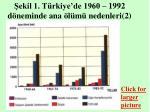 ekil 1 t rkiye de 1960 1992 d neminde ana l m nedenleri 2