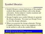 symbol libraries