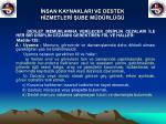 nsan kaynaklari ve destek h zmetler ube m d rl34