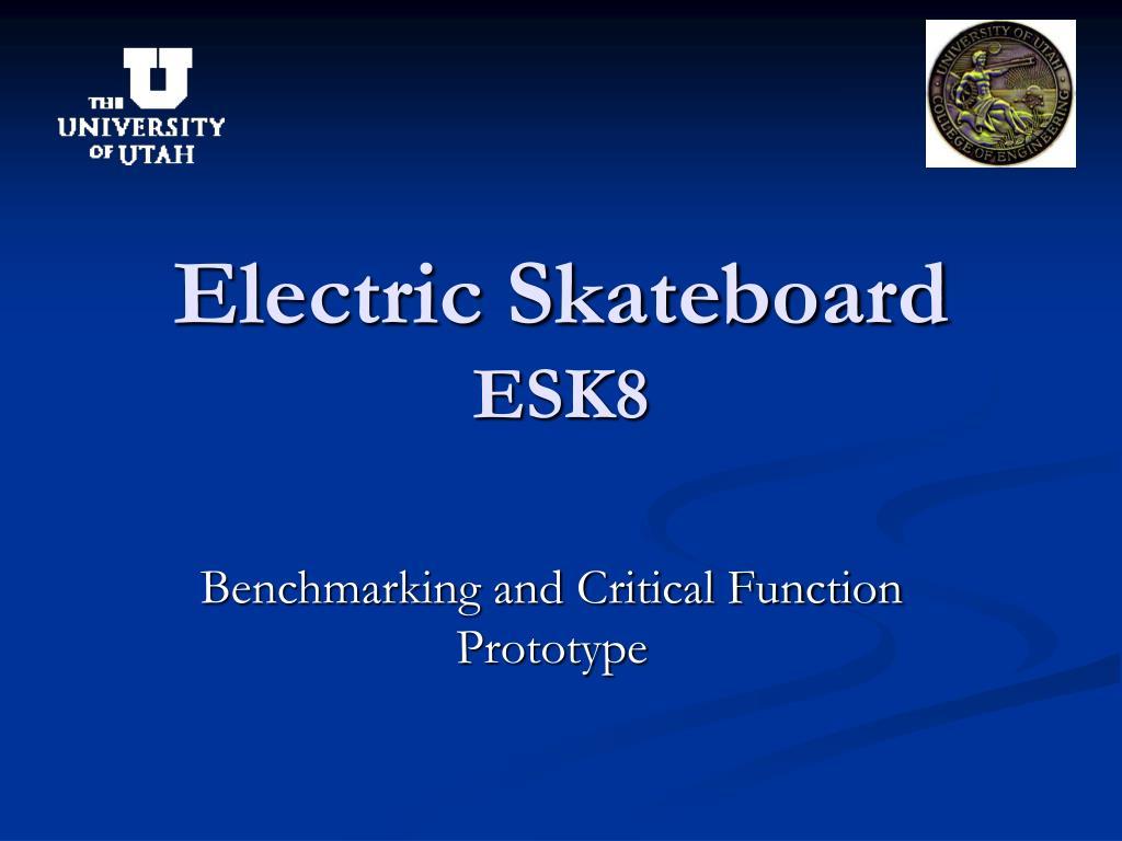 electric skateboard esk8 l.