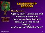leadership lesson30