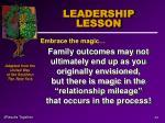 leadership lesson36