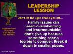 leadership lesson55
