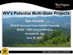 wv s potential multi state projects