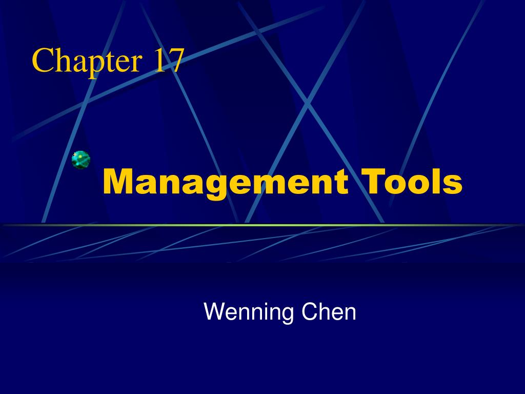 management tools l.