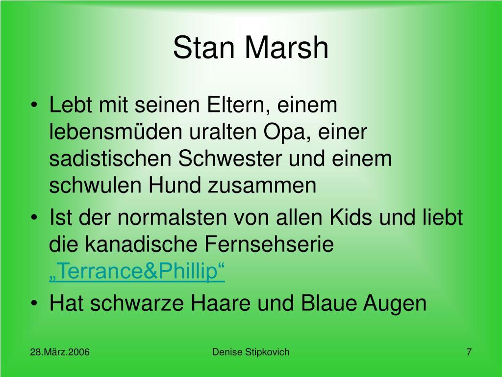 Stan Marsh