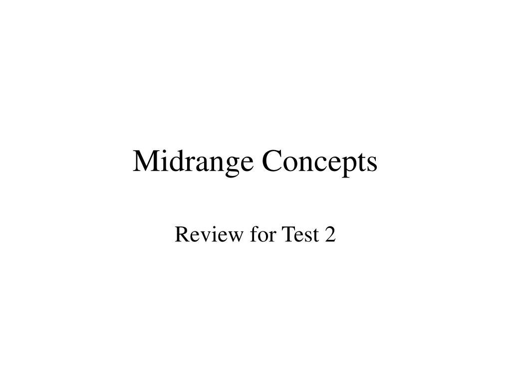 midrange concepts l.
